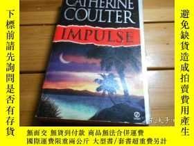 二手書博民逛書店Impulse,罕見Catherine CoulterY1986