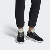 ISNEAKERS Adidas Originals Nite Jogger 黑白 反光 老爹鞋 女 CG6253