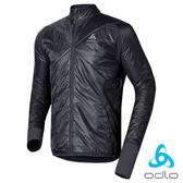 【Odlo】男 PRIMALOFT造型保暖外套『黑』670082 人體工學剪裁 合身舒適