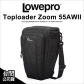 Lowepro 羅普 Toploader Zoom 55 AW II 專業三角包 長鏡頭 側背 公司貨★24期免運費★薪創數位