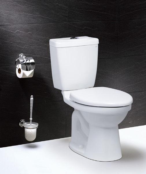《修易生活館》 凱撒 衛浴 CAESAR CT1325 馬桶 30跟40管距純白牙色半沖水半虹吸式沖水