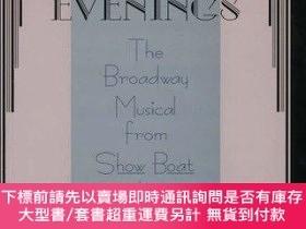二手書博民逛書店Enchanted罕見Evenings: The Broadway Musical from Show Boat