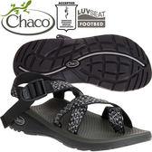 Chaco ZLW02_HC16消跡的北方 女越野紓壓運動涼鞋-Z/Cloud2夾腳款休閒鞋
