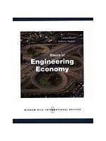 二手書博民逛書店 《BASICS OF ENGINEERING ECONOMY》 R2Y ISBN:0071287620│BLANK