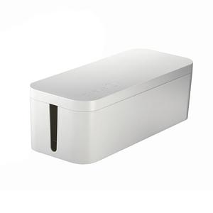 韓國LITEM〔里特〕集線收納盒M 象牙白