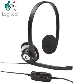 【奇奇文具】羅技 Logitech 耳麥  羅技 H340 耳機麥克風 USB
