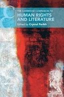 二手書博民逛書店《The Cambridge Companion to Human Rights and Literature》 R2Y ISBN:9781108481328