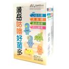 【景岳生技】咕嚕好菌多益生菌膠囊(60顆...