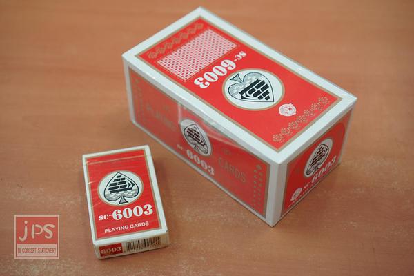 SC-6003 馬頭牌 撲克牌