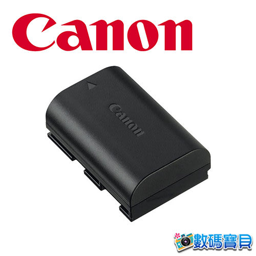 免運 Canon LP-E6N 原廠電池【請認明原廠保證真品防偽雷射標籤】 for 5D Mark IV / 6D / 80D ,公司貨 LPE6N