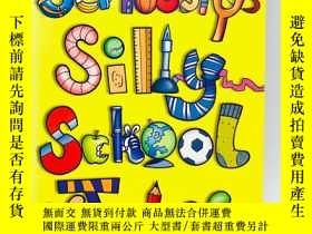 二手書博民逛書店Seriously罕見Silly School Jokes. 英