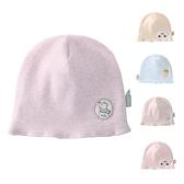 嬰兒胎帽 雙層嬰兒帽 新生兒花邊立體貼標帽子-JoyBaby