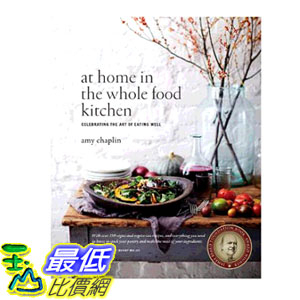 2019 美國得獎書籍 At Home in the Whole Food Kitchen: Celebrating the Art of Eating Well