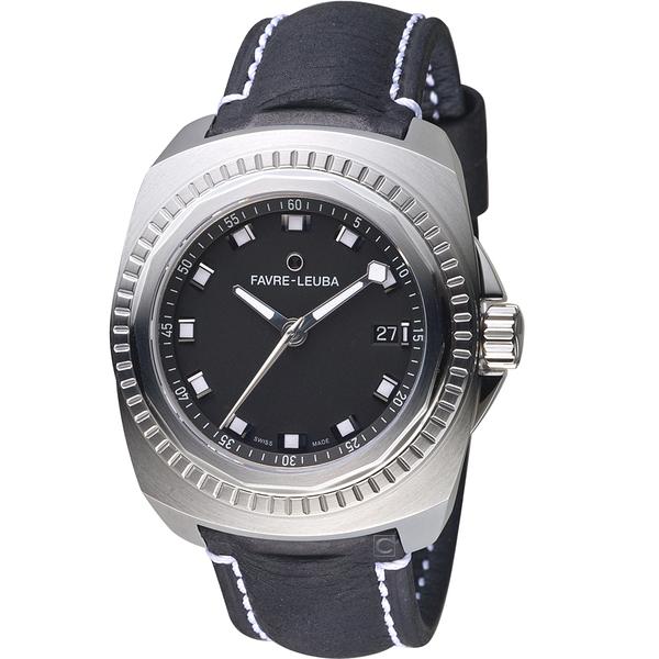 Favre-Leuba域峰表RAIDER系列SEA KING腕錶 00.10107.08.11.41