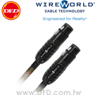 WIREWORLD Gold Starlight 7 金星光 1.5M Blanced Digital Audio Cables 數位平衡線 原廠公司貨