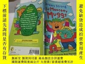 二手書博民逛書店the罕見monster muggs怪物搶劫犯Y212829 不祥 不祥