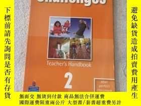 二手書博民逛書店Challenges:罕見Teacher s Handbook