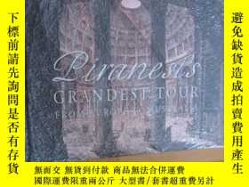 二手書博民逛書店Piranesi s罕見Grandest Tour: From Europe to A... (外文原版) 【詳見