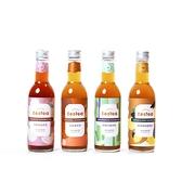 (任選12瓶1500元)【zestea】zestea康普茶300ml (原味/檸檬薄荷/洛神花/檸檬草) (低溫冷藏配送)