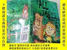 二手書博民逛書店tall罕見tales荒誕的故事Y200392