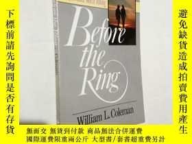 二手書博民逛書店Before罕見the Ring: Questions Wort