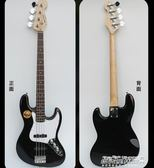 貝斯 電貝司4弦低音電貝斯樂器YYP   傑克型男館