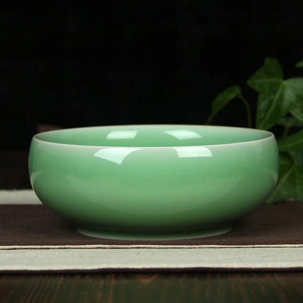 龍泉青瓷陶瓷創意煙灰缸歐式