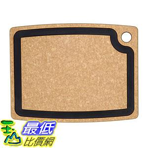 [美國直購] Epicurean 003-15110102 砧板 美國製 Gourmet Series Cutting Board, 14.5吋 x 11.25吋 Natural/Slate