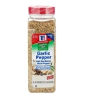 [COSCO代購] 促銷至9月25日 W676415 Mccormick 加州風味蒜味胡椒 623公克 12入