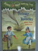 【書寶二手書T4/原文小說_GJE】Twister on Tuesday_Osborne, Mary Pope/ Mur