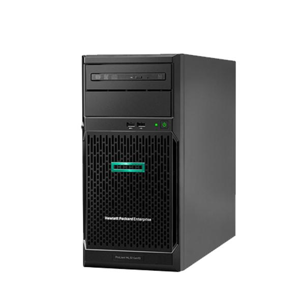 【現貨】HP ML30 Gen10 企業伺服器 E-2236/32GB/1TBX2/350W/W10P