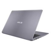【限時特賣】華碩 VivoBook S410UA-0191B8130U 金屬灰 14吋筆電 (i3-8130U/4G/128G/Win10H(S) 送滑鼠+鼠墊+小米燈