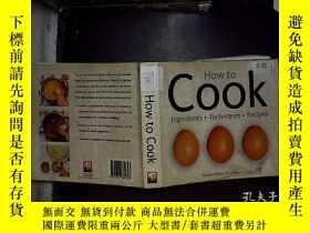 二手書博民逛書店HOW罕見TO COOKY180897