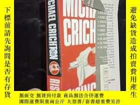 二手書博民逛書店Michael罕見crichton -- rising sun.