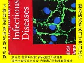 二手書博民逛書店The罕見Journal of Infectious Diseases 2012 08 1 傳染病醫學學術Y1