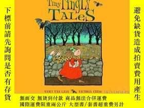 二手書博民逛書店Teeny罕見Tiny Tingly TalesY362136 Nancy Van Laan Na... Al