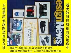 二手書博民逛書店Design罕見News Magazine 2014 02 設計