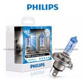 【愛車族購物網】PHILIPS飛利浦 車燈 璀璨之光 White Vision 4100K 燈泡 (H1/H3/H4/H7/9005/9006)