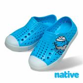 native 小童鞋 JEFFERSON 小奶油頭鞋-Mr. Bump 意外先生