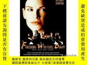 二手書博民逛書店The罕見Freedom Writers Diary-街頭日記Y436638 The Freedom Writ