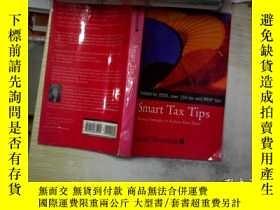二手書博民逛書店SMART罕見TAX TIPS聰明的稅務提示Y261116