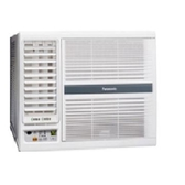 Panasonic國際牌定頻左吹窗型冷氣6坪CW-N40SL2