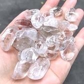 『晶鑽水晶』天然白水晶碎石.滾石 1000公克=1公斤裝 特賣中~機會難得
