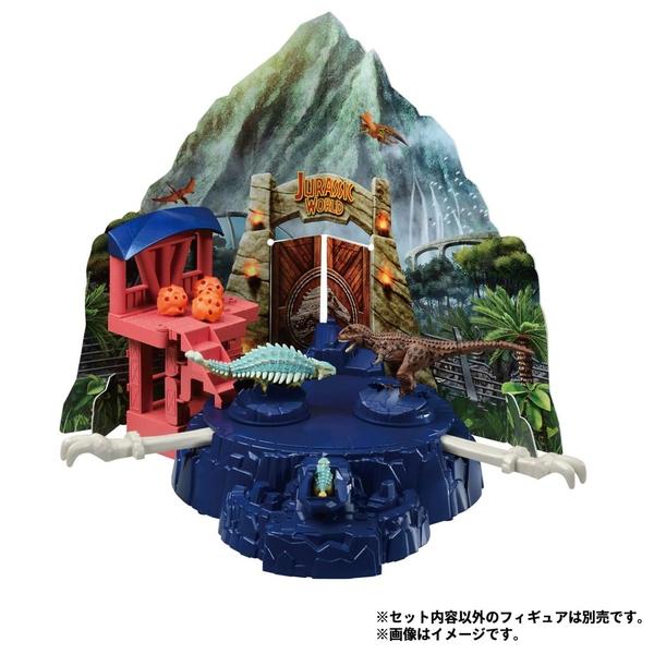 《 ANIA 多美動物園 》侏儸紀世界 生存決戰!侏儸紀山大亂鬥 / JOYBUS玩具百貨