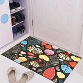 客廳地毯門墊進門腳墊家用臥室門口衛生間防滑墊廚房長條地墊  9號潮人館