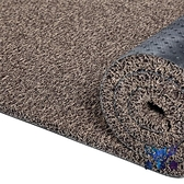 可裁剪地毯家用絲圈腳墊門廳防滑墊塑料墊子【古怪舍】