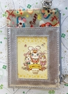 【震撼精品百貨】 Bunny King_邦尼國王兔~香港邦尼兔 零錢包附證件套-銀#72399