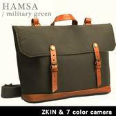 《7color camera》Zkin Hamsa「城市-遠征」—真皮單眼相機包『滿千折百-限時限量』