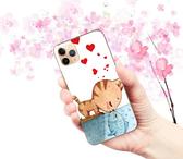 蘋果 iPhone 11 Pro Max 手機殼 軟殼 外殼 貓戀魚