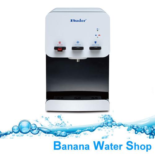 零利率+全省安裝+贈年份濾心 BD-3019 三溫熱交換桌上型飲水機-具熱水安全開關